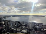 Puget Sound viewed from the Space Needle